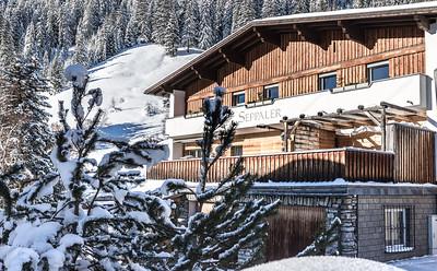 Ski Lodge Seppaler, St. Anton