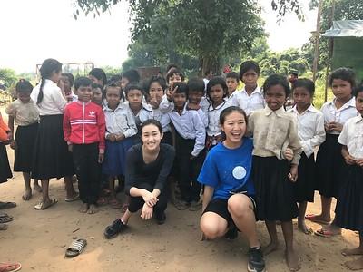 2017 Cambodia Service Trip