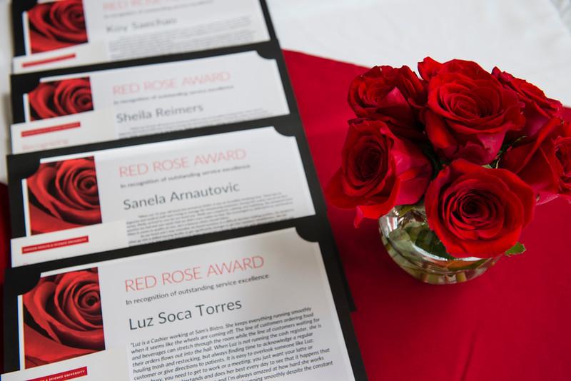 Rose Award Ceremony 1/23/19