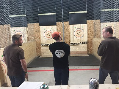 TTPH Finance Ax Throwing - March 2019