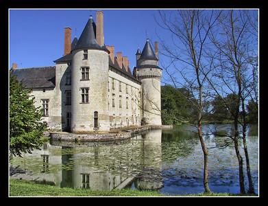Angers & Chateau du Plessis-Bourré (Maine-et-Loire)