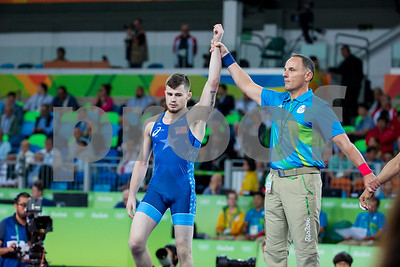 USA Wrestling: Greco Roman: 2016 Olympics Rio