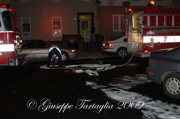 Jersey City, NJ - 01/11/09