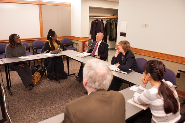 11/13/12 International Education Week Activities at Buffalo State