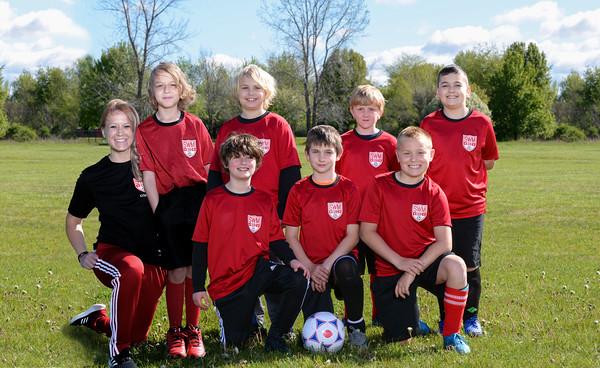 U 10 Boys Team 5