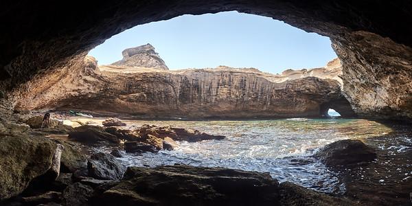 J04 - Capo Pertusato & Grotte Saint-Antoine