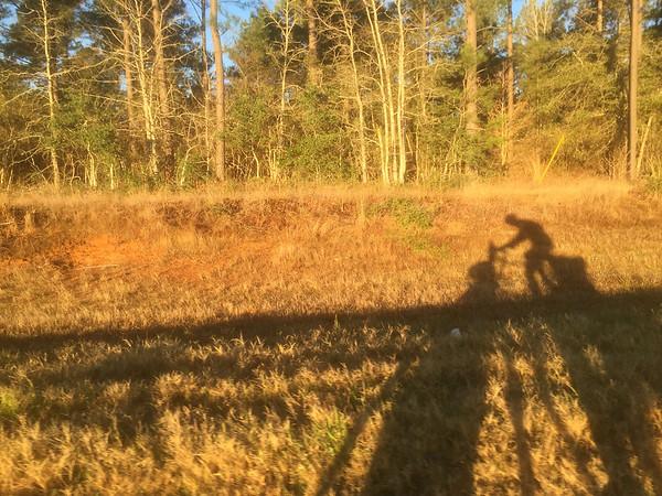 Mark's bike trip