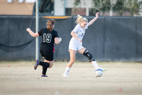 Boys and Girls Soccer 1/14/19