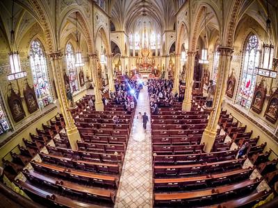 Jessica & Tim Wedding Timelapse Videos