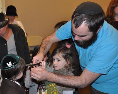 Rabbi Newman Upsherin jan 29-2012