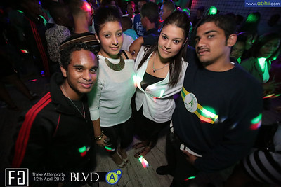 BLVD - 13th April 2013