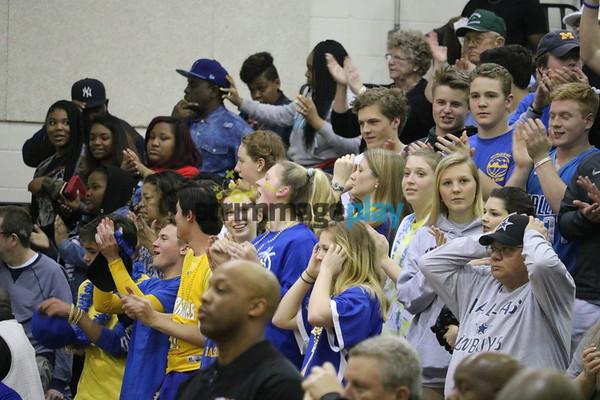 2020 Class 3 State Semifinals: WAHS versus Lakeland