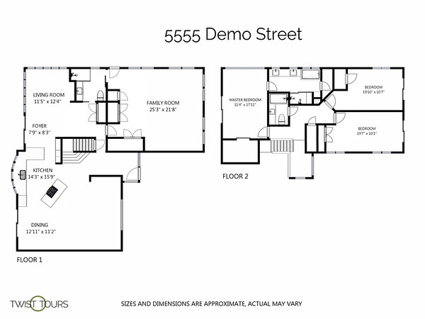 Matterport Floorplan Images