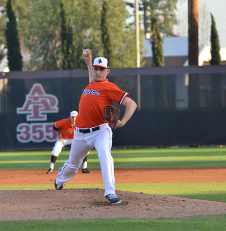 2014-03-13 Baseball v Fresno Pacific Univ