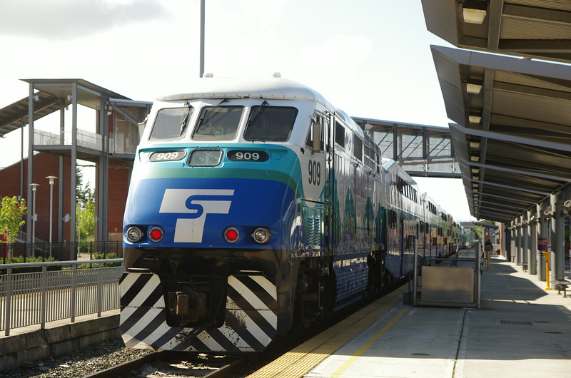 Train to Portland