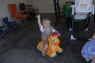 Aiden's 1st Birthday Party 3/7/2009