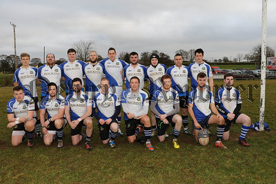 NEWRY RUGBY SECONDS TEAM