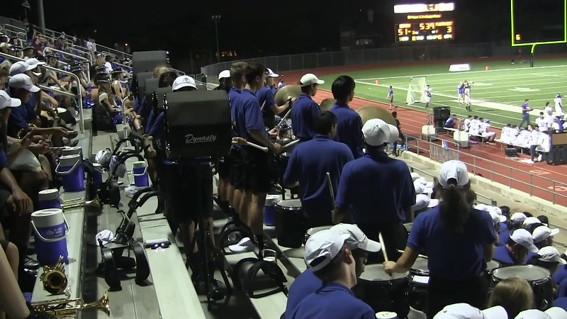 20170915 Game 3 Drumline Street Beat