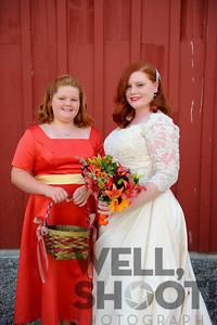 Bridesmaids @ barn