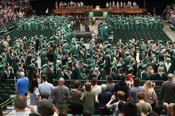 Provo High Graduation UVU 2019