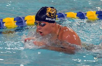 HS Sports - Dearborn High at Wyandotte Roosevelt Girls' Swim Scrimmage 19