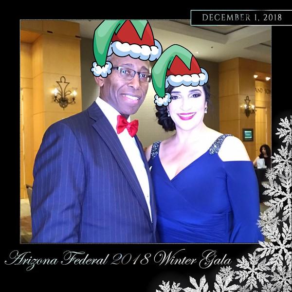 Arizona Federal Winter Gala 2018