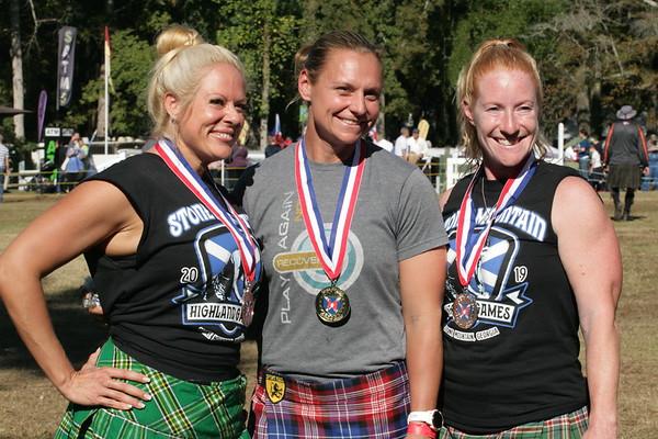 2019 Highland Athletics (Women)