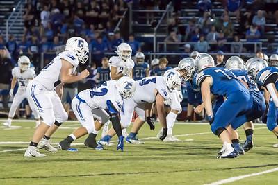 9/24/21 Varsity Football vs Freeburg
