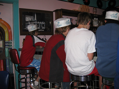 08-11-09 Boy Scouts Zipping!