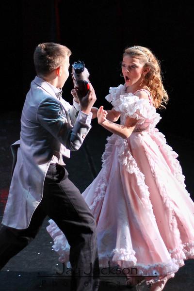 Magician - Nutcracker and Clara
