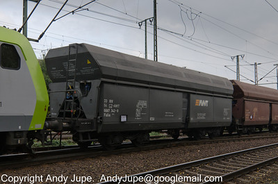 F Coded (54) (Special open high-sided wagon)