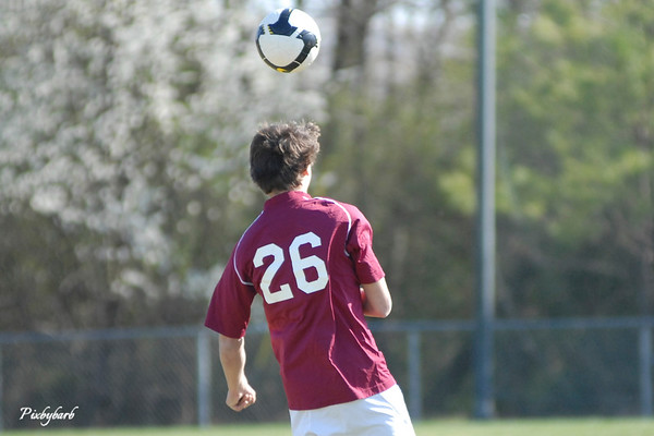 MBA Varsity Soccer vs Darlington 2011