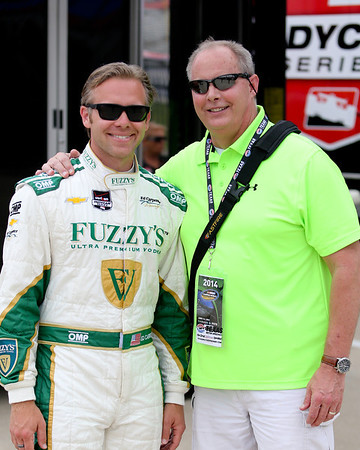 Texas Motor Speedway - IRL Race June 2014