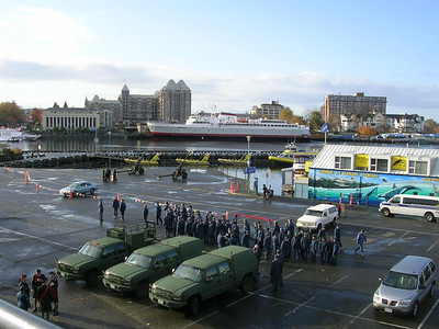 Remberance Day: Victoria, 2006