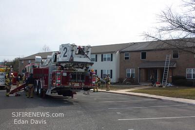 02-21-2012, 2nd Alarm Apartment, Gloucester Twp. Camden County, 1341 Blackwood Clemonton Rd. Mill Bridge Garden Apts.
