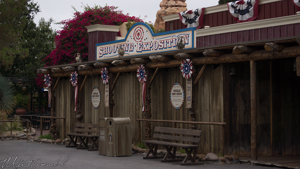 Disneyland Resort, Disneyland, Frontierland, Shootin, Arcade, Exposition, Refurbishment, Refurbish, Refurb