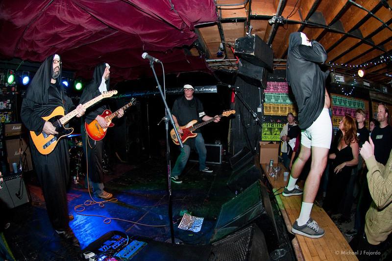 The Nuns of Brixton Larimer Lounge Denver, CO April 1, 2011