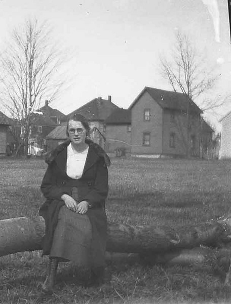 This is hazel in 1921 we think.