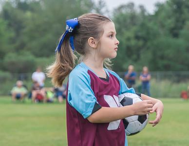 YMCA Soccer 2016 :Team Thunder:
