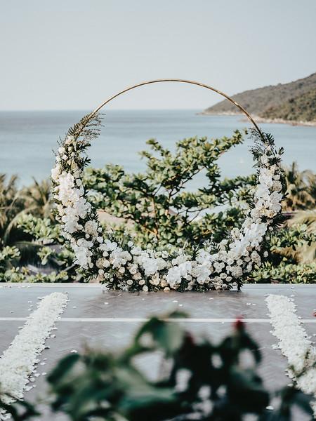 Intercontinental Da Nang Wedding