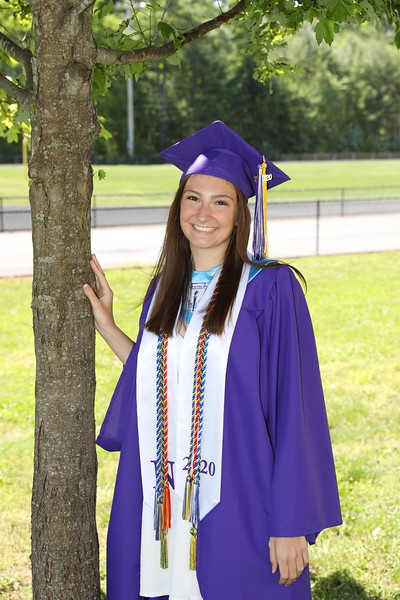 Jenna Cap and Gown