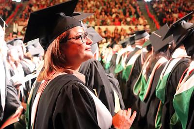 Graduate Business Programs Commencement
