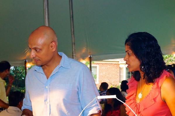 Jacob Family Housewarming Aug 2012