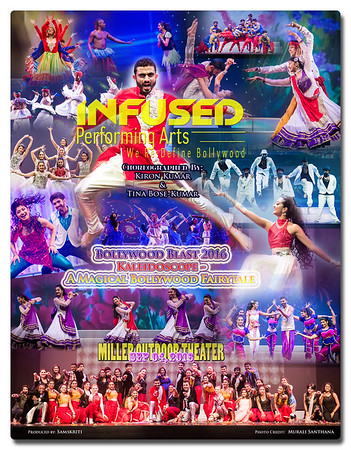 Infused @ BollywoodBlast 2016 - Highlights
