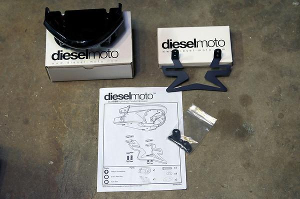 Buell Diesel Moto