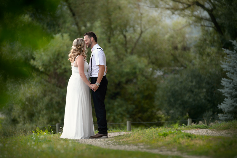 Megan & Callum - Wedding Celebration