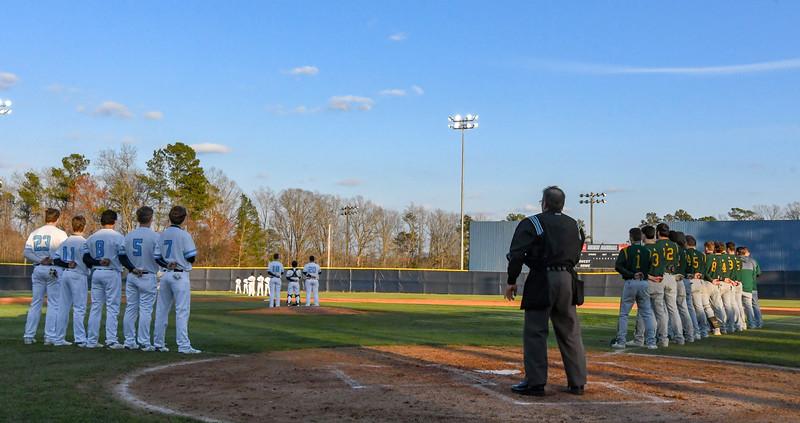 Union Pines Baseball