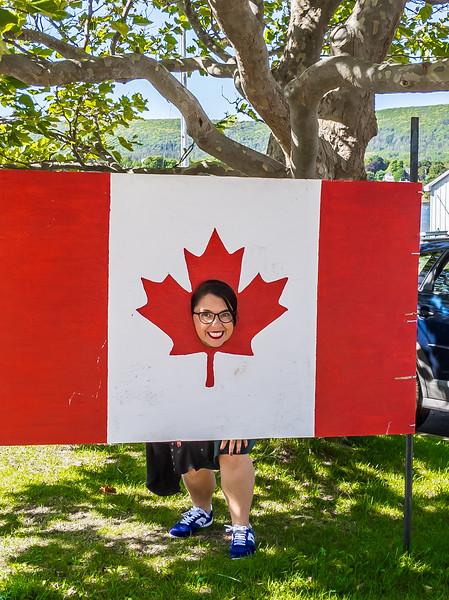 ayngelina annapolis royal canada flag.jpg