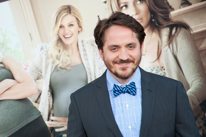 HOLLYWOOD, CA - MAY 14: Actor Ben Falcone arrives at the Lionsgate Premiere of 'What To Expect When You're Expecting' at Grauman's Chinese Theatre on May 14, 2012 in Hollywood, California. (Photo by Tom Sorensen/Moovieboy Pictures)