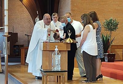 2020.08.02 Baptism Highlights